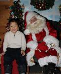 Jolly Ole Santa Nicholas