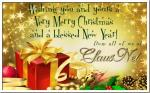 2008 ClausNET Christmas Card