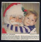 Growing Up Santa