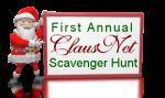 ClausNet Scavenger Hunt