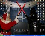 Santa Trever's Desktop
