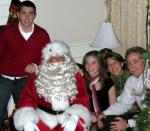 Santa Trever Home Visit