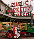 Seattle's Pike Place Market November 28th 2009