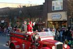 City of Sumner Santa Parade 2011