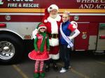 Sumner Santa Parade 2012