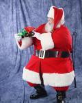 Santa & Co. Cola Style Santa Claus Suit