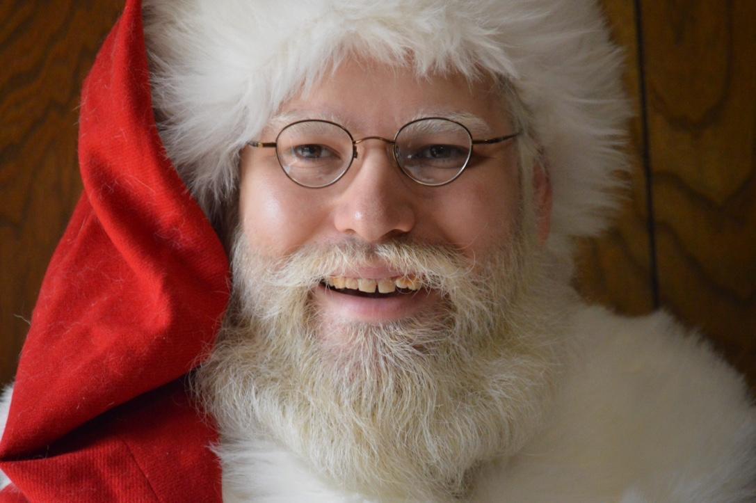 Santa David Test Photo Shoot