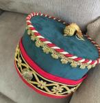 Santa Joe's new hat