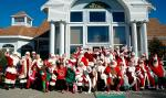 Group Photo April 30,2016 Northeast santa's at Irish Village ,Cape Cod MA