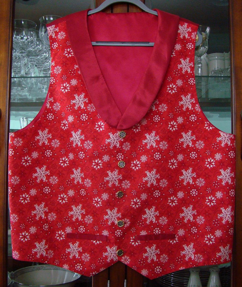 Western Vest for LSS Bob McMasters