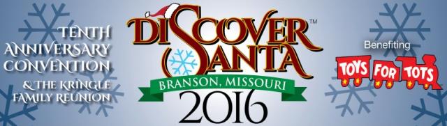 Discover Santa 2016