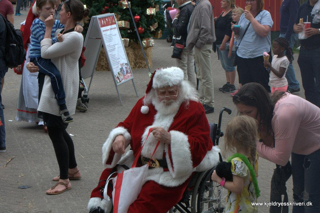 Santa Woldcongress i Copenhagen 2016