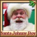Santa Johnny Boy