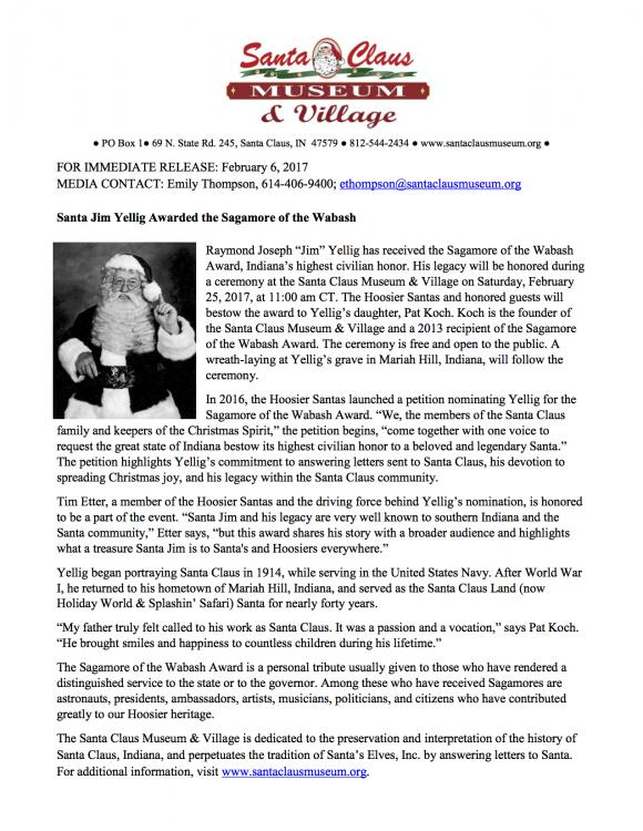 Santa Jim Yellig Receives the Sagamore of the Wabash Award 2.jpg