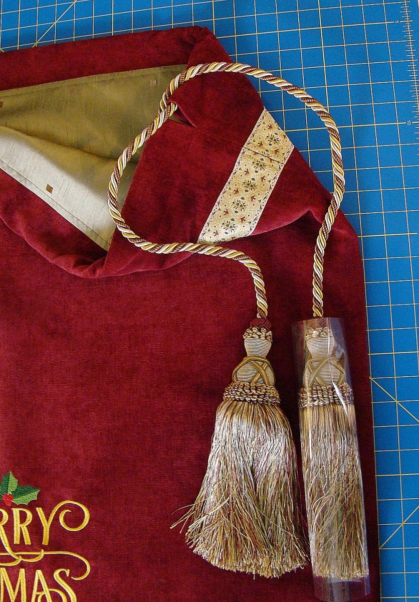 Bag Detail Cords