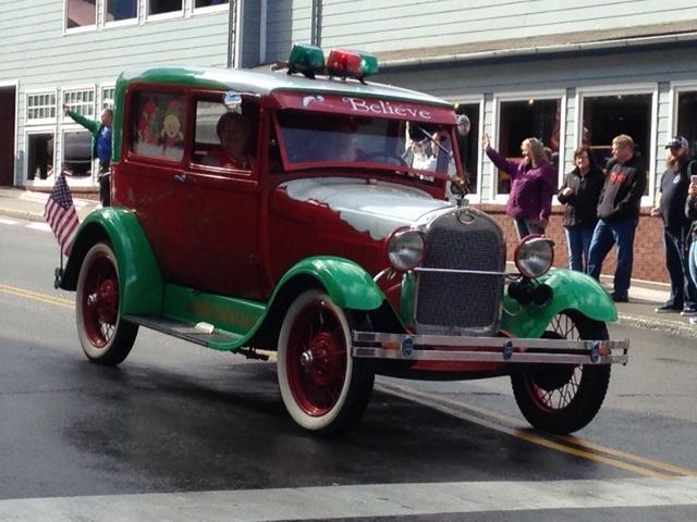 Santa Rex Ray's Santa Express