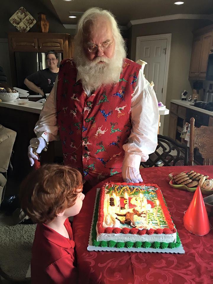 Joshua's 6th Birthday Party