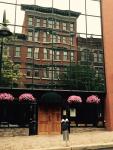 Reflection of History, Burlington, VT - 2015
