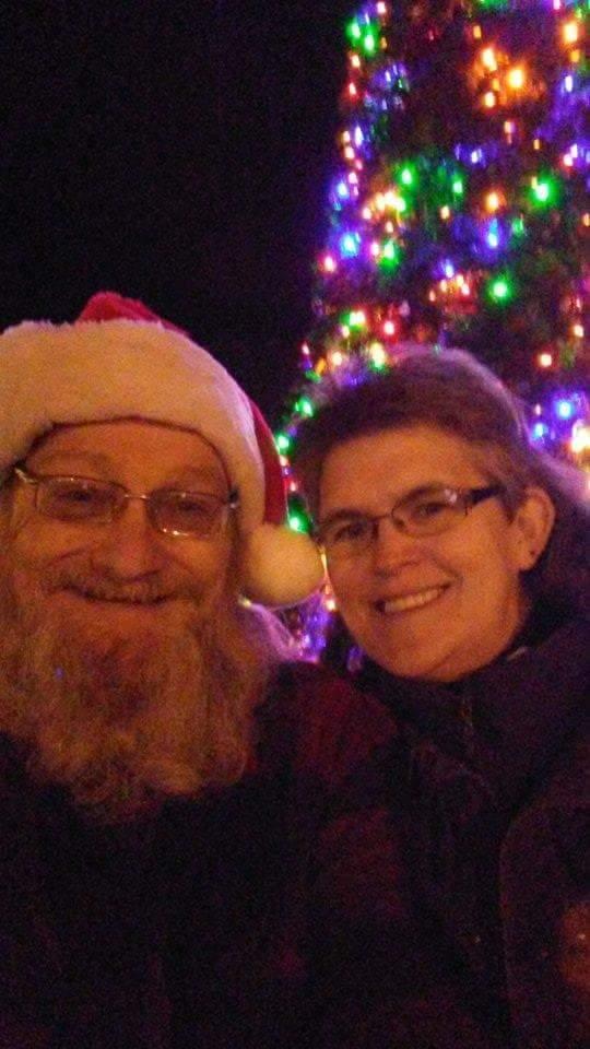 Christmas time at Historic Fort Stuben, Stubenville, Ohio