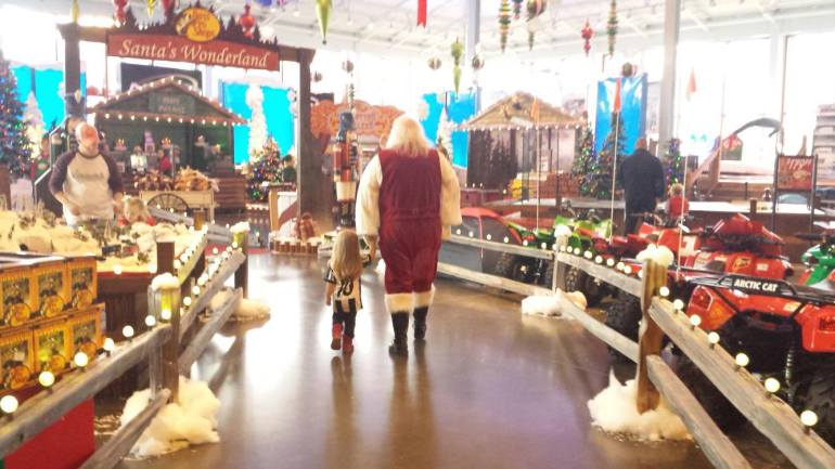 Why Bass Pro Shops' longtime Santa won't be back this Christmas