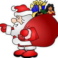Dixie Coast Santas