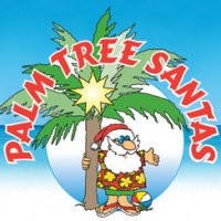 Palm Tree Santas