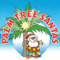 Palm Tree Santas