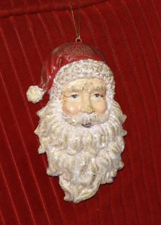 Ornament exchange from Santa Everett
