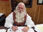 """Mayor """"Santa David Dixon"""