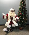Santa Doctor Visit