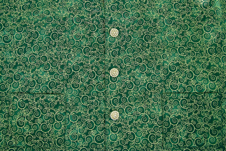Wayne Green:gold swirl vest frt detail.jpg