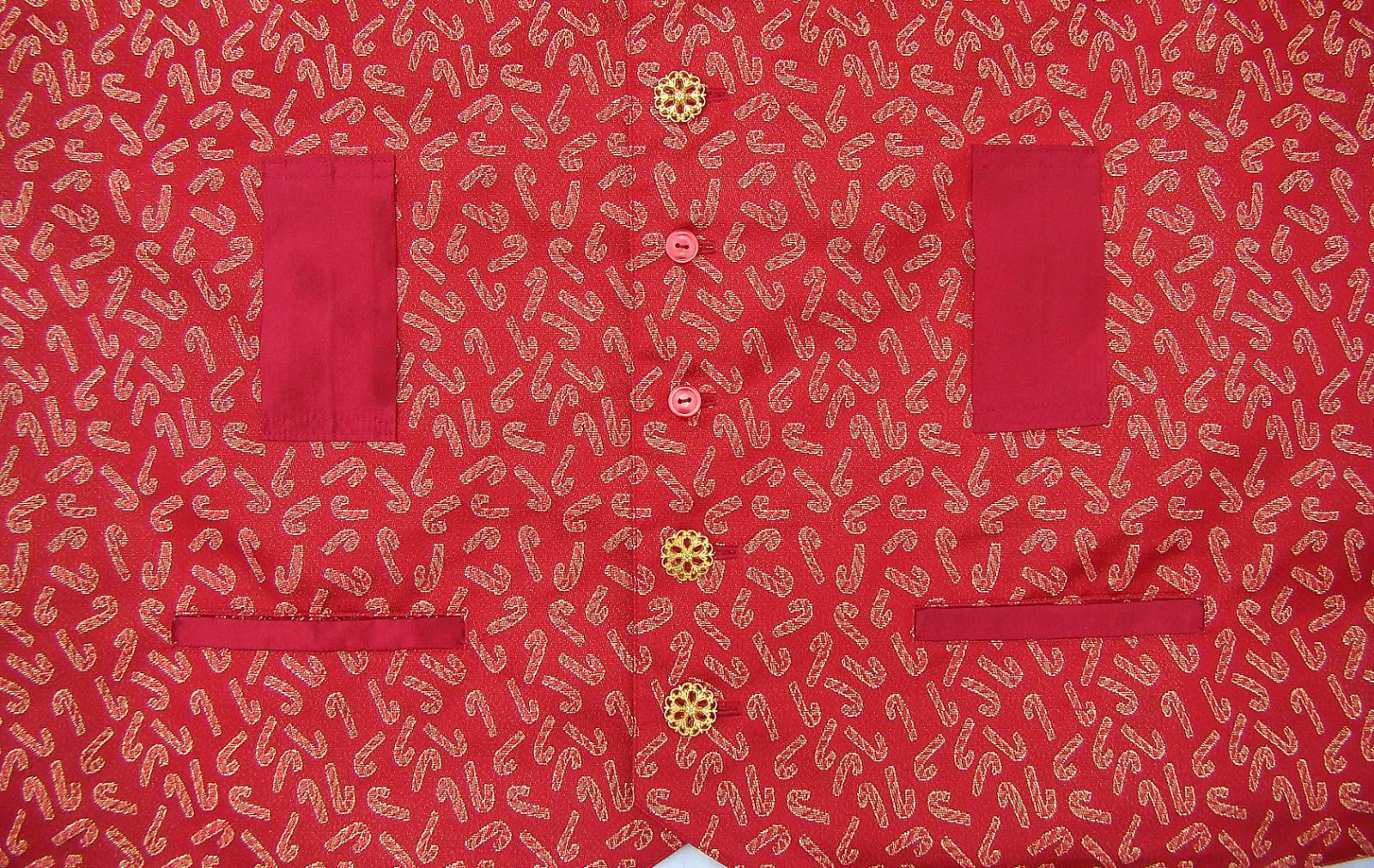 Gene, red candy cane vest detail.jpg