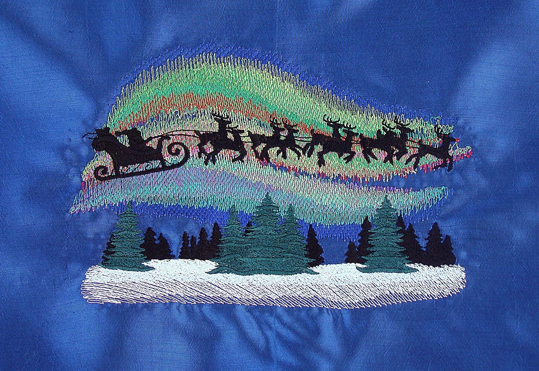 Wayne Blue Reindeer vest back detail.jpg