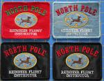 North Pole Patches