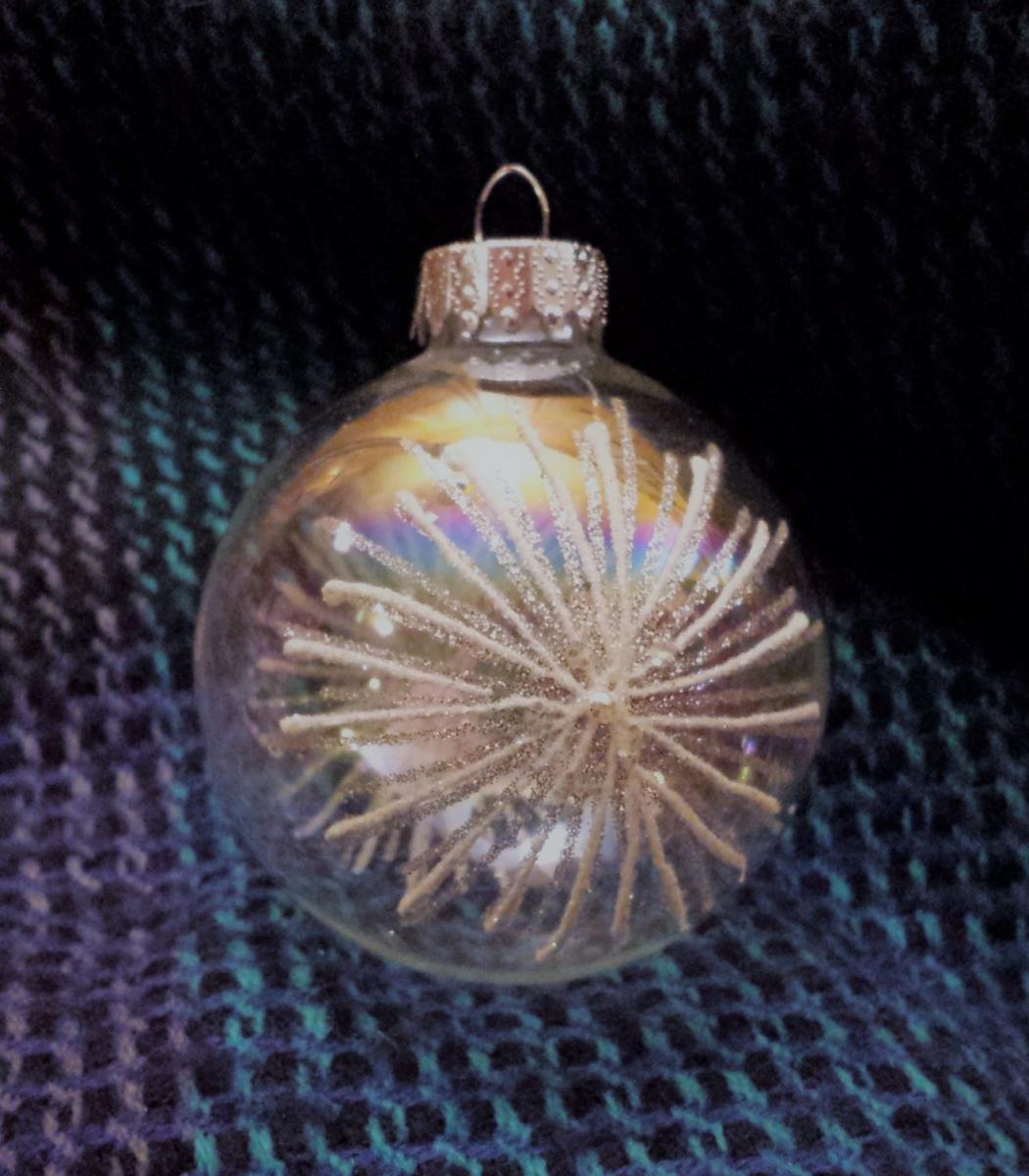Ornament from Santa Paul-2018