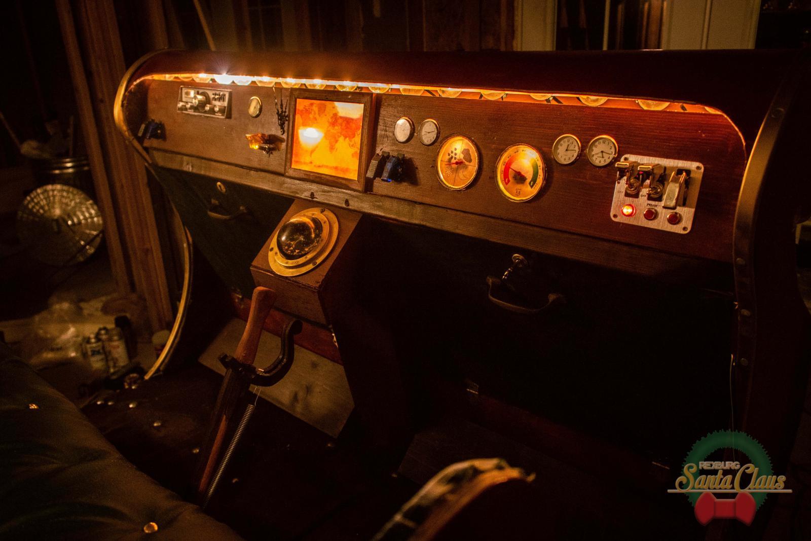 Sleigh Dashboard