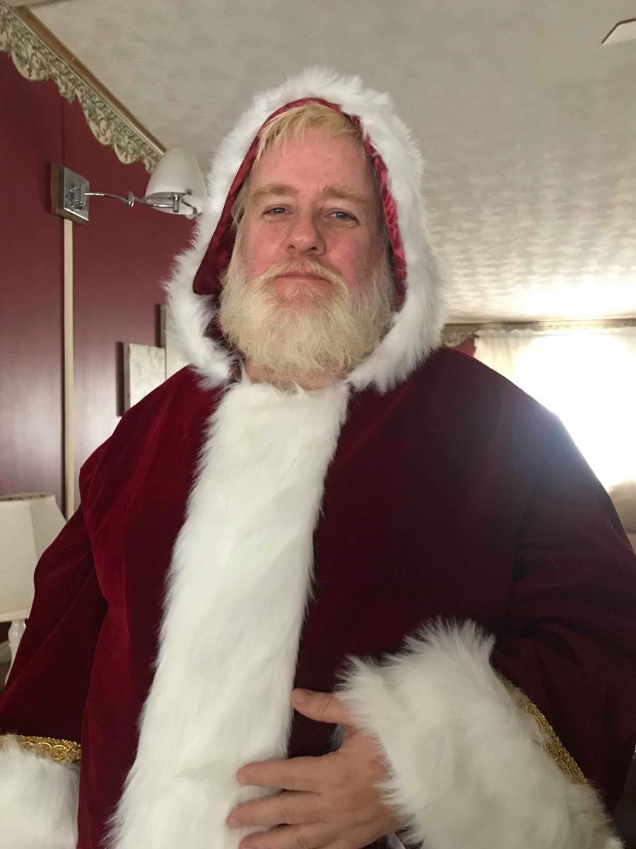 Christmas Jedi