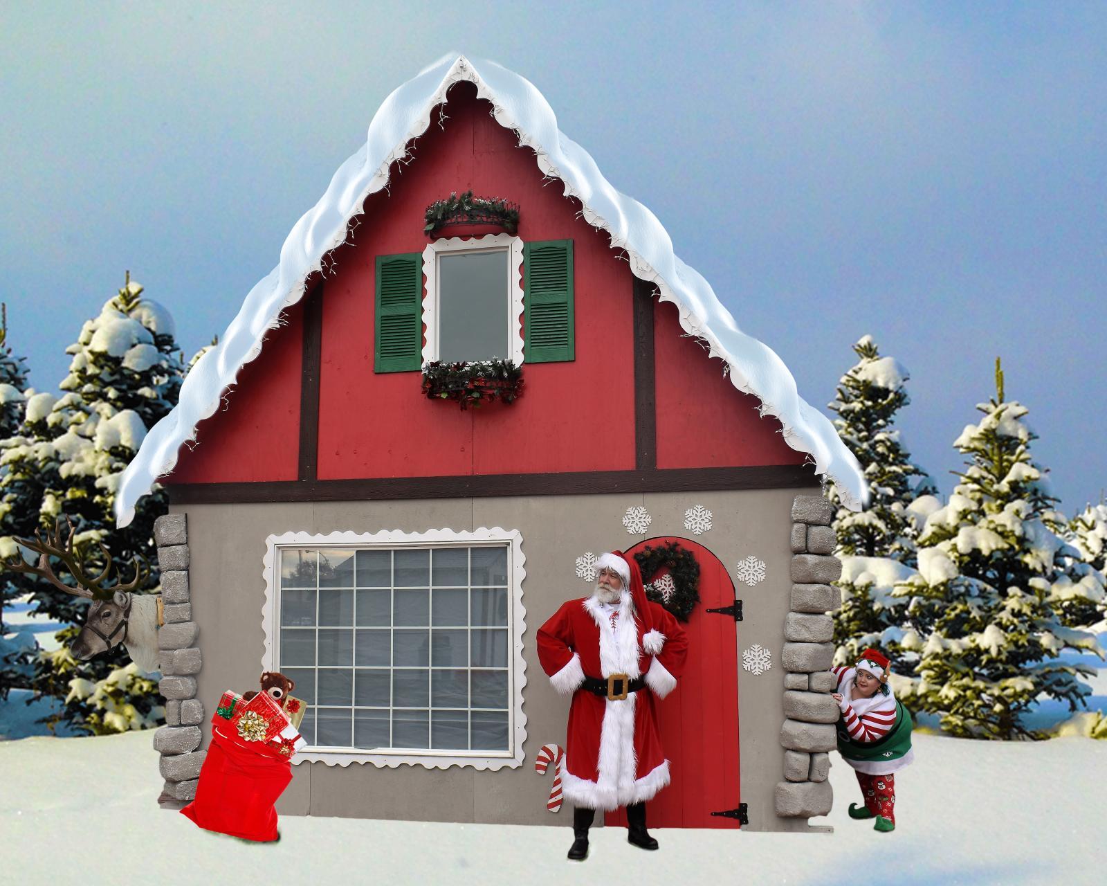 Where's That Elf?!