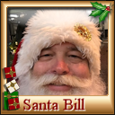 Santa Bill of Bel Air