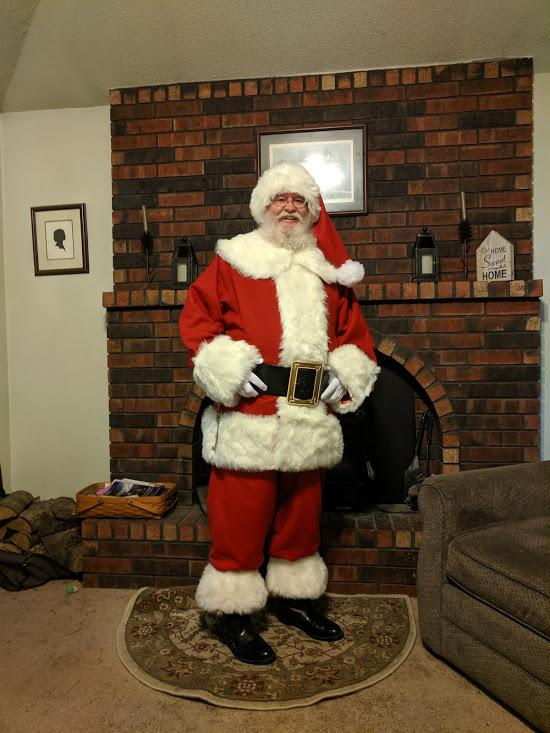 Second Suit 2019 - Santa Don