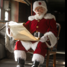 Santa Gary Fortney