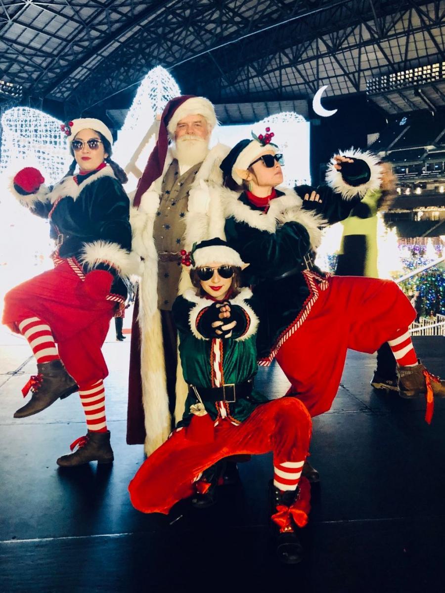Enchant Santa & Elves