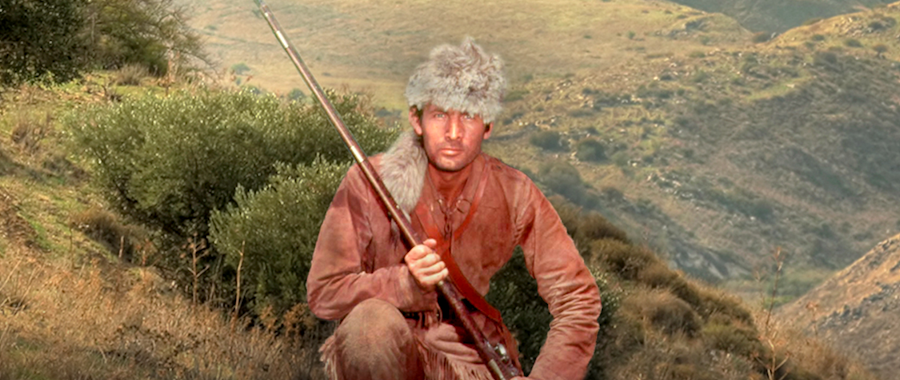 Davy Crockett Fights Again