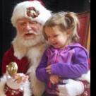 Merry Town Santa