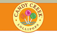 Fruit Zanys Lollipops from Candy Creek
