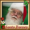 Santa Barney