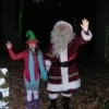 Zoolights Santa